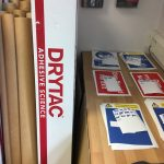 Cardiff University's in-house print department has printed more than 40,000 signs to prepare the campus for students and staff – the majority on Drytac SpotOn wall media.
