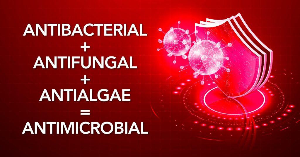 Drytac Antimicrobial Film