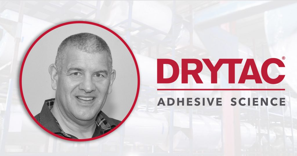 Drytac's Peter Bourgeois assumes responsibility for extended Territory Sales Manager role