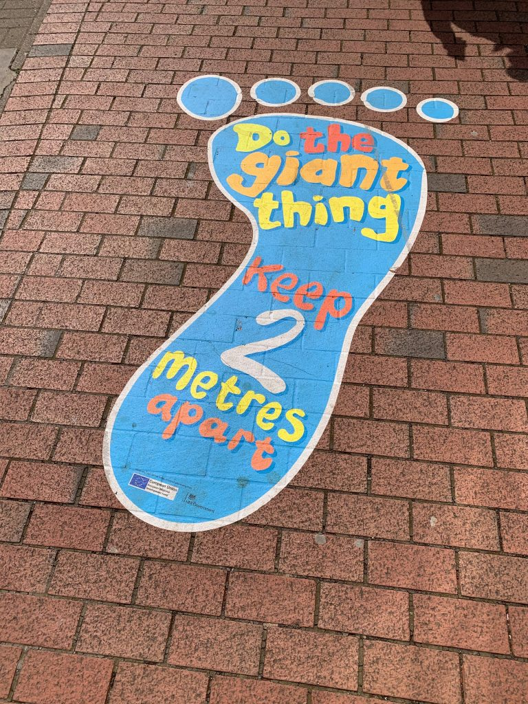 N3 Display Graphics stays one step ahead with Drytac Polar Street FX in Bristol, UK